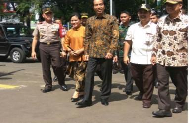 QUICK COUNT PILGUB DKI 2017, Presiden Jokowi: Jangan Sampai Perbedaan Pilihan Memecah Kita