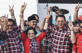 QUICK COUNT PILGUB DKI 2017: Djarot Datangi Rumah Megawati Soekarnoputri