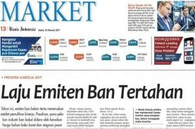 BISNIS INDONESIA (16/2), Seksi Market : Laju Emiten…