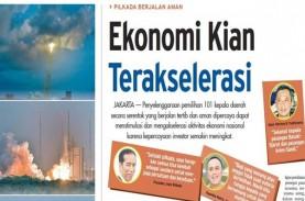 BISNIS INDONESIA (16/2/), Seksi Utama : Ekonomi Kian…