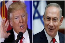 KONFLIK ISRAEL-PALESTINA: Pernyataan Bersama Trump…