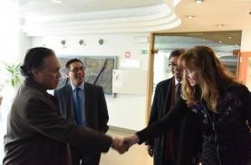 Genjot Ekspor ke Eropa, Indonesia Jajaki Pelabuhan…