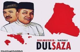 REAL COUNT PILKADA SERENTAK 2017: (Singkil) Dulmusrid-Sazali…