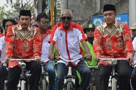 REAL COUNT (CI) PILKADA SERENTAK 2017: Pati, Haryanto-Saiful…