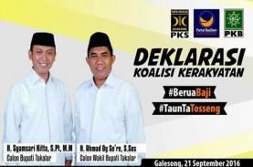 REAL COUNT (C1) PILKADA SERENTAK 2017: Takalar, Syamsari…