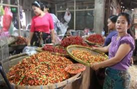 HARGA CABAI MELAMBUNG: Wapres Pastikan Pemerintah Belum Bahas Impor