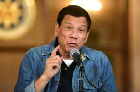 Presiden Duterte Siap Mundur Jika Terbukti Menimbun…
