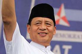 PILKADA BANTEN: Wahidin Halim-Andika Tinggalkan Rano
