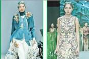 Corak Floral Nan Anggun Semarakkan IFW 2017