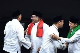 Real Count Pilkada Banten 2017 : Wahidin Ungguli Rano…