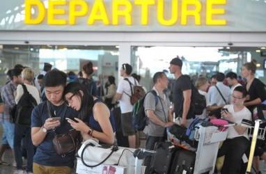 Penerbangan :  Kemenhub Incar Porsi 30% Penumpang Internasional
