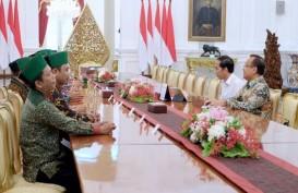 Temui Jokowi, PB HMI Sampaikan 10 Komitmen