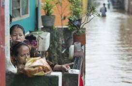 Pembangunan Tanggul Darurat di Cipinang Melayu Ditargetkan Rampung Sepekan