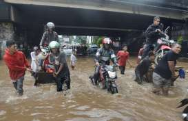 Pemkot Balikpapan Tak Alokasikan Dana Penanggulangan Banjir