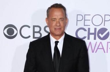 Tom Hanks Akan Terbitkan Buku Perdananya