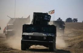 Paramiliter Irak Bebaskan Dua Desa di Mosul dari ISIS