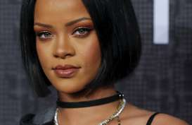 Harvard University Berikan Penghargaan Humaniter Terbaik untuk Rihanna