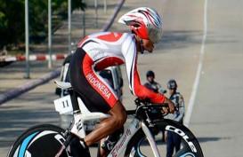 Pebalap Sepeda Indonesia Tampil Bagus di Bahrain