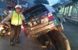 Separator Busway Transjakarta Kembali Menelan Korban