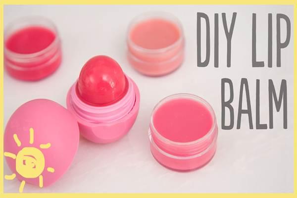 Lip Balm - youtube