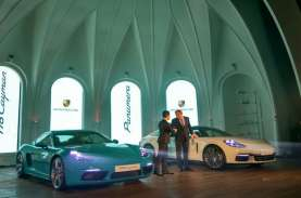 Porsche Fokus Jual 2 Varian Mobil Sport