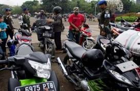 Di Bogor, Sehari 55 Pengendara yang Melawan Arus Ditilang