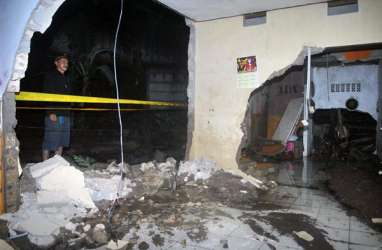 Bencana Alam Kepung Kota Bogor