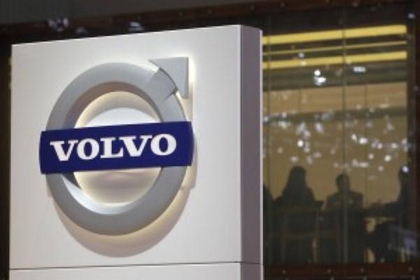 Logo Volvo - Reuters/Denis Balibouse