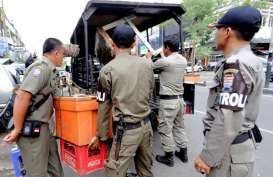 Penataan Puluhan PKL di Terminal Kampung Rambutan Dimulai Pekan Depan