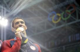 Perenang Michael Phelps Desak Penanganan Doping