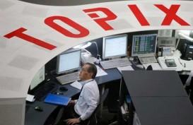 BURSA JEPANG: Indeks Nikkei & Topix Melesat Hari Kedua