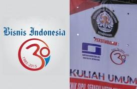 DUPLIKASI LOGO: Bisnis Indonesia Surati Teknik Sipil Undip