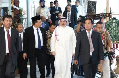 Utusan Raja Salman Kunjungi Smesco Indonesia