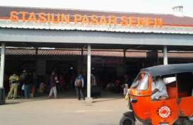 Pedagang Pasar Senen Terima Uang Muka Klaim Pertanggungan Kebakaran