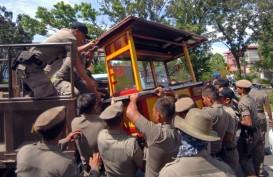 Relokasi PKL Makassar Dimulai Mei 2017