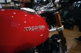 Triumph Patok Harga Rp275 Juta Hingga Rp446 Juta