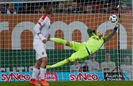 Hasil Bundesliga: Vs Augsburg 2-2, Leipzig Makin Sulit Kejar Munchen
