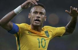 Pra-Piala Dunia 2018: Hadapi Uruguay, Ini Skuat Timnas Brasil