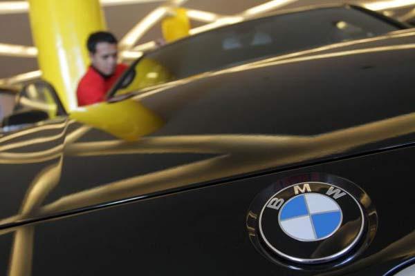 BMW. - Bisnis.com