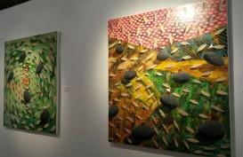 Kadin Genjot Industri Kreatif Lewat Pameran Lukisan