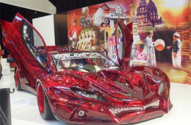 IOI Gelar Ekspo Industri Kreatif Mobil & Motor Seni di Bali