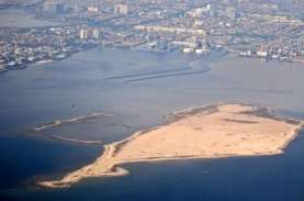Bappenas: Tanggul Laut Jakarta 20 Km Dibangun Tahun…