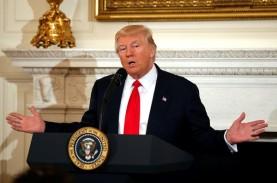 Trump Undang Presiden Palestina Bahas Perdamaian