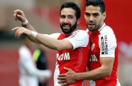Sikat Bordeaux 2-1, Monaco Tetap Teratas Liga Prancis
