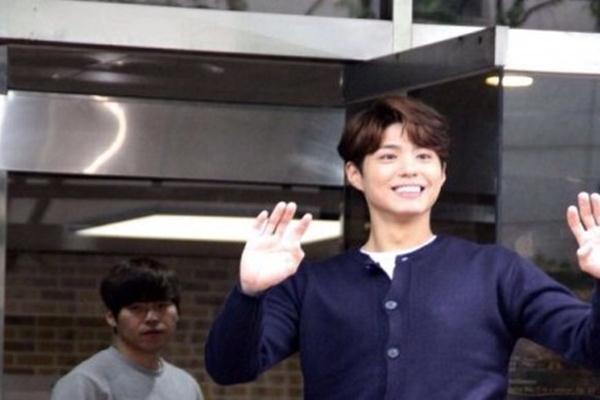 Aktor Park Bo-gum - Antara