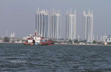 Pembangunan Tanggul Laut di Pesisir Jakarta Segera Dituntaskan
