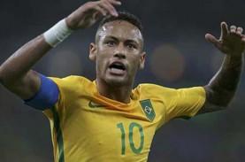 Cafu Yakin Neymar Lewati Rekor Gol Pele