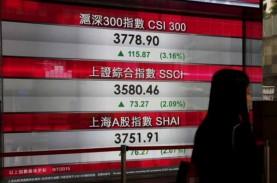 Pemerintah Tawarkan Kepastian Ekonomi, Indeks Shanghai…