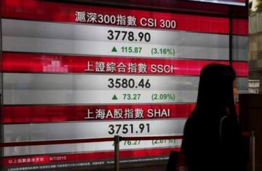 Pemerintah Tawarkan Kepastian Ekonomi, Indeks Shanghai Ditutup Positif
