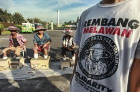 Presiden Jokowi Didesak Batalkan Izin Semen Indonesia